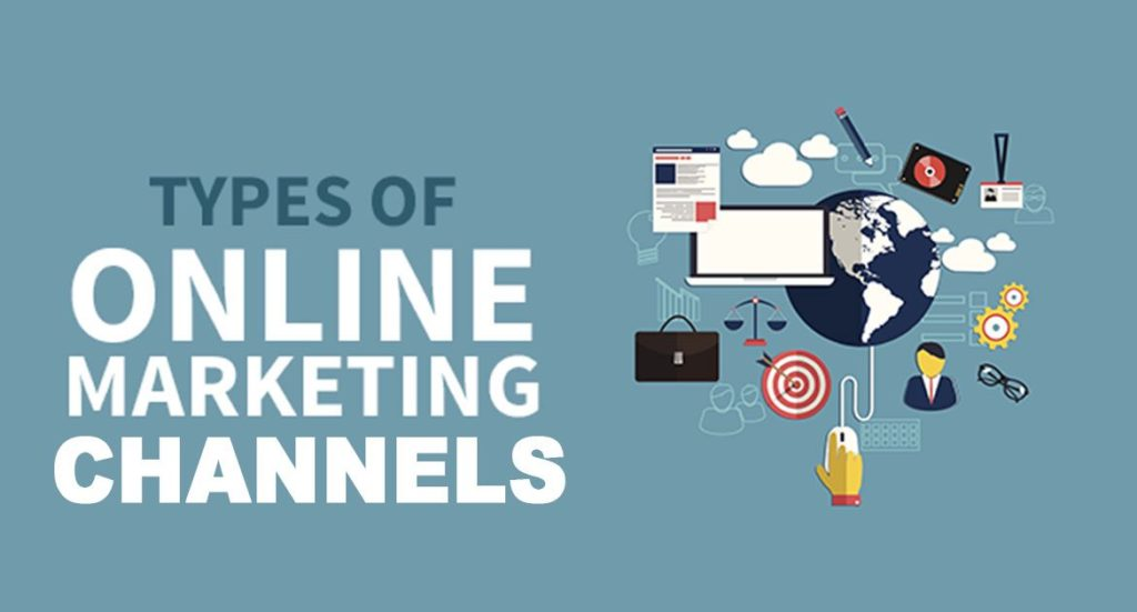 10 Types of Online Marketing Channels & their Practical Applications