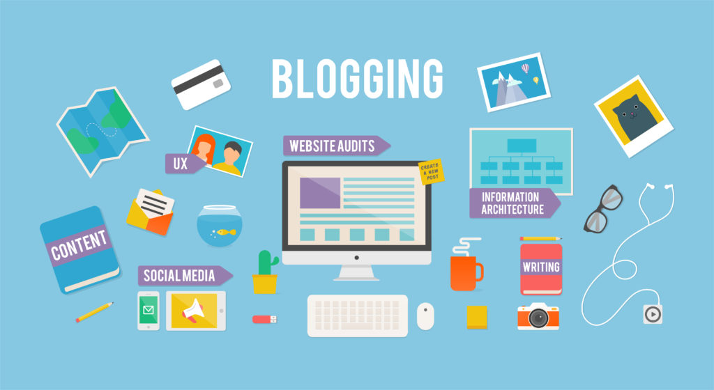 blogging problems and issues
