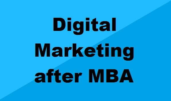 Digital Marketing Course is essential for MBA Students