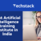 Best Artificial Intelligence training institute in India