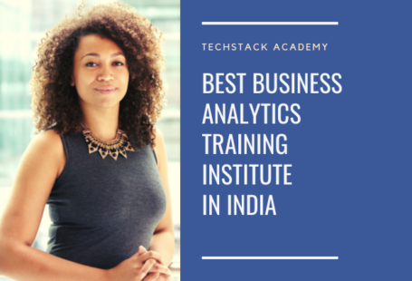 Best Business Analytics training institute in India